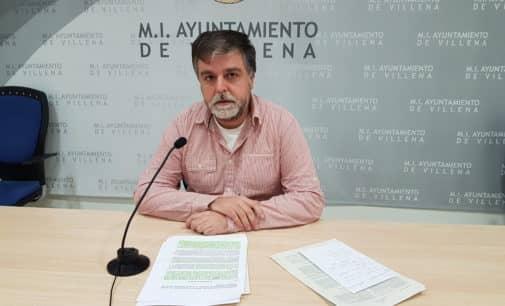 El PSOE alerta de que Villena podría quedarse con 9 agentes menos de Policía Local