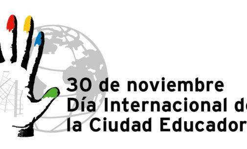 Villena celebra la tercera edición del Día Internacional de la Ciudad Educadora en nuestra ciudad