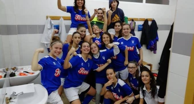 Victoria del Villena CF femenino