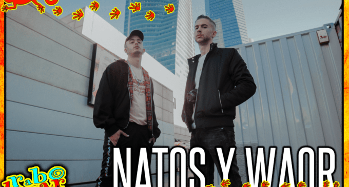 Natos y Waor a Rabolagartija 2019