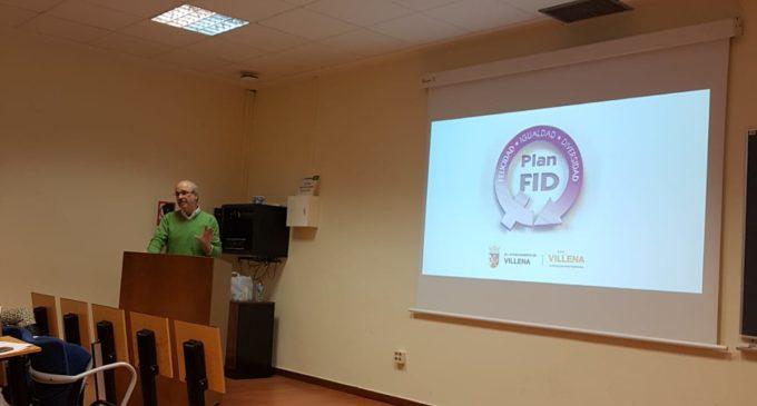 El Alcalde participa en un seminario en la Universidad Autónoma de Madrid