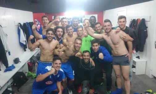 El Villena sorprende al Benidorm ganando en su casa por dos goles