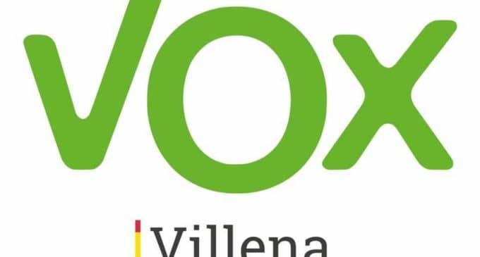 Vox desembarca en Villena