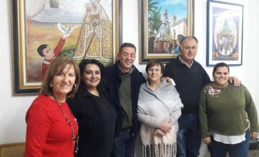 Claudia Domene, Frida Poveda, Carmen Sánchez, Lucía Marco y Danna Andrea Triviño ganan el concurso de la Junta de la Virgen