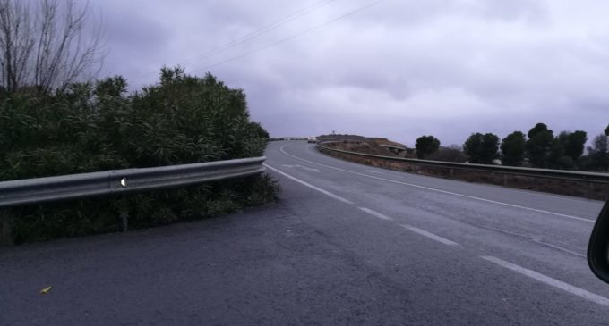 El PSOE propone mejorar la visibilidad entre la avenida Esteban Barbado y el vial de Las Fuentes