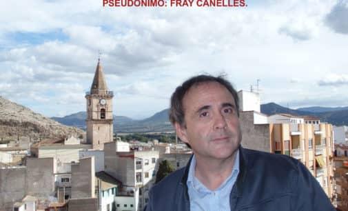 """La comparsa de Estudiantes presenta el libro ganador del premio """"Faustino Alonso Gotor"""" de José Sánchez Ferrándiz"""
