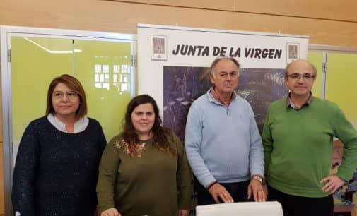 Organizan una exposición con los mantos más antiguos de La Morenica