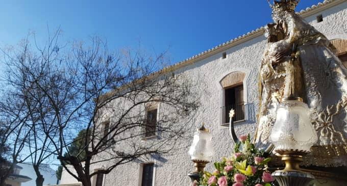 La Junta de la Virgen propone varias mejoras en el salón Regio del santuario antes del retorno de la Patrona