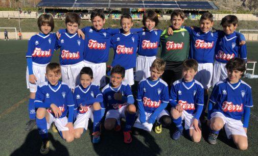 Tercera victoria del equipo femenino del Villena CF