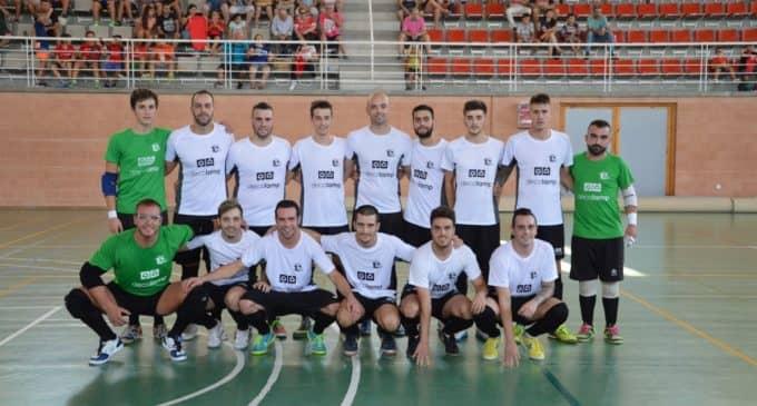 Gran partido para cerrar el año del Bel-liana Fútbol Sala Senior