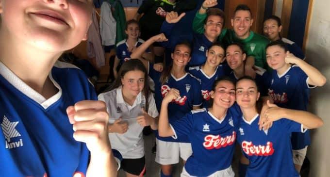 Segunda victoria consecutiva del equipo femenino del Villena CF