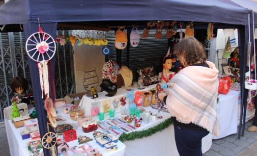 El sábado se inaugura la Feria de Navidad del Casco Histórico