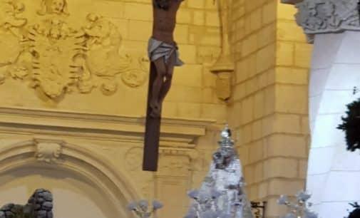El Consejo Pastoral de la iglesia de Santa María solicita la presencia de La Morenica en la parroquia