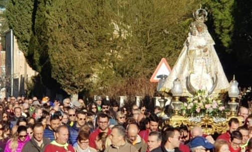 La Junta de la Virgen pide que a la patrona se le traslade al santuario el Día del Voto