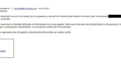Comunicado de Alcaldía sobre el decreto de productividad