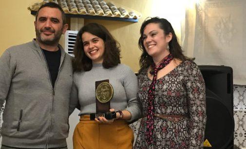 Natalia García Tomás, elegida «Músico del Año» de la Sociedad Musical Ruperto Chapí