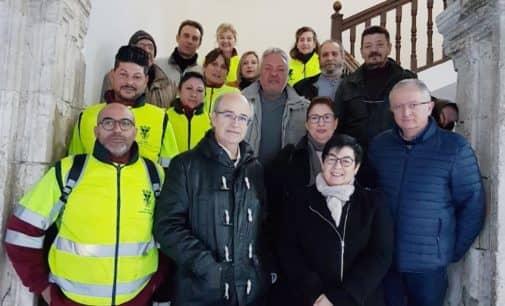 El Ayuntamiento acoge a 14 nuevos trabajadores
