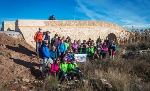 Aviana  celebra el Día Sin Coche en el Puente del Salero