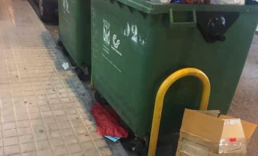 Ubicarán un punto informativo sobre la recogida de basura puerta a puerta en la plaza Antonio Machado