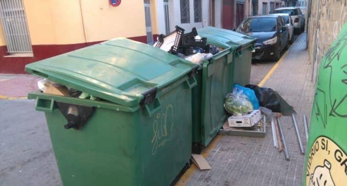 El déficit del servicio de recogida de residuos sólidos asciende a 200.000 euros