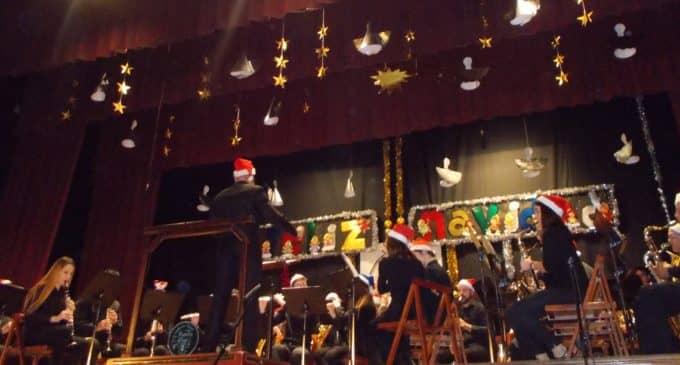 La Sociedad Musical Celebrará el concierto de Navidad y clausura del 25 aniversario