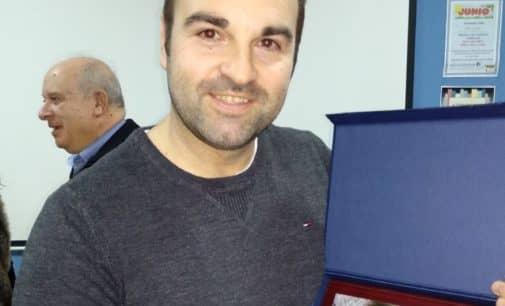 El villenense Javier Samper Madrigal gana  IV certamen de Poesía Poeta Amalio Gran