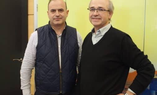 El presidente de los comerciantes, Jorge García, pregonará la Navidad