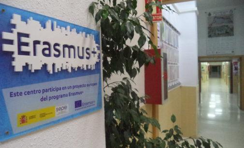 Conceden al IES Navarro Santafé tres proyectos Eramus+