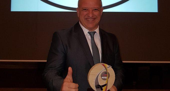 Francisco Beltrán, Mejor Deportista de Judo Veteranos 2018