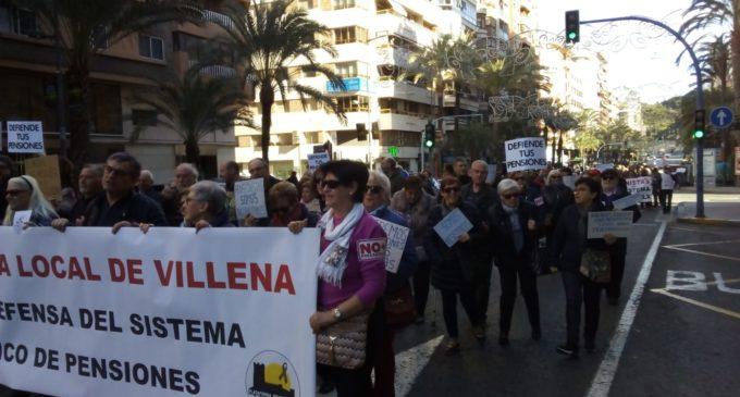 Ignasi Candela de Compromis sostiene mantener las subidas anuales de las pensiones