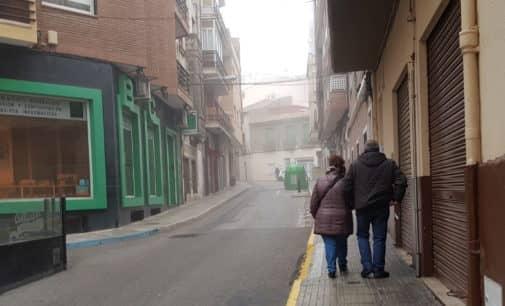 El frío se instala en Villena donde el termómetro podría bajar hasta los -6 grados