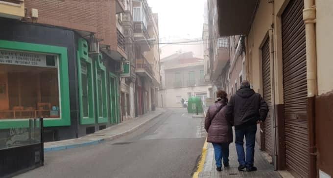 El frío vuelve a Villena tras el veranillo de enero