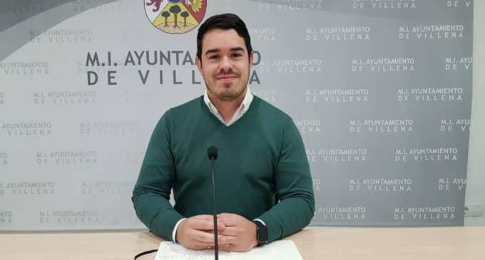 El PP insiste en que Villena en 2018 ha retrocedido