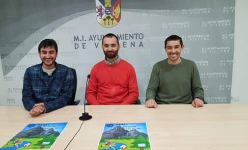 Organizan en Villena una de las pruebas de la liga escolar intercomarcal de Orientación