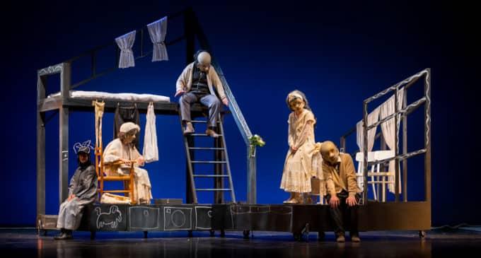 Amour, una historia sobre el amor y la diversidad en el Teatro Chapí