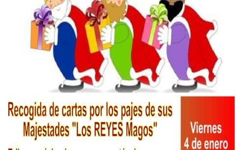 El 4 de enero los pajes de los Reyes Magos visitarán el Espacio Joven