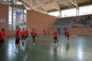 Victoria del Bel-liana Fútbol Sala ante un juego prefabricado