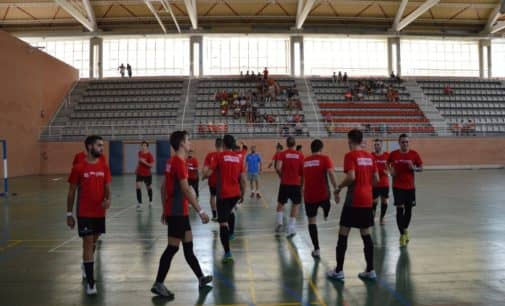 Victoria del Bel-liana Fútbol Sala con piernas y sin cabeza