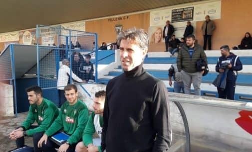 """El entrenador José Rodríguez """"Rodri"""" pasa a ser el coordinador del Villena CF"""