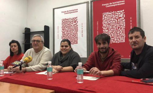 Villena reivindica el arte de vanguardia a través del Frente de Iniciativas Contemporáneas
