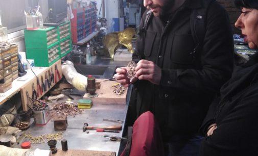 Cuatro empresas de Villena de artesanía festera expondrán sus proyectos de innovación en Madrid