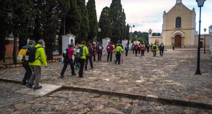 AVIANA en el XX Día del senderista de la Comunidad Valenciana en Atzeneta