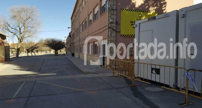 El Ayuntamiento asumirá la conexión de los aseos portátiles del colegio Príncipe