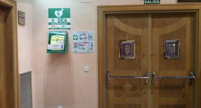 Villena adquiere cuatro nuevos desfibriladores para actuar ante paradas cardíacas
