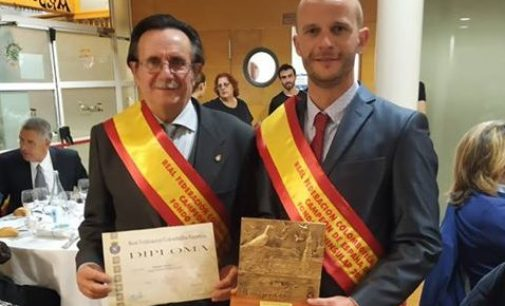 Los villenenses Francisco Tortosa y Francisco Tortosa ganan el Campeonato de España de Fondo de Colombofilia