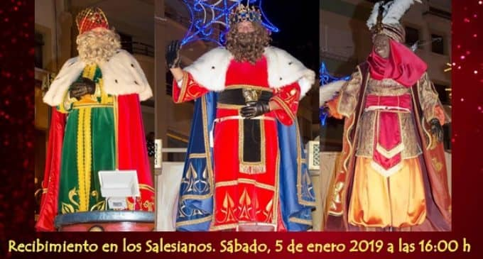 Los antiguos alumnos Salesianos preparan la llegada de Sus Majestades los Reyes Magos de Oriente