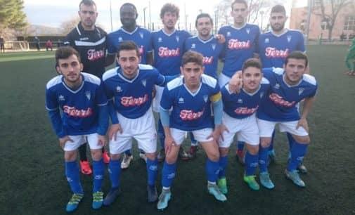 El C.D Almoradi golea al Villena C.F. 0-5