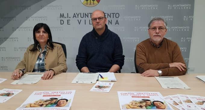 El Ayuntamiento organiza dos cursos para padres