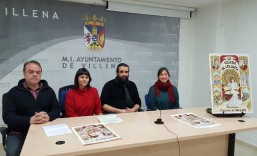 Más de un centenar de personas participarán en el acto de  divulgación de villeneros del Modernismo