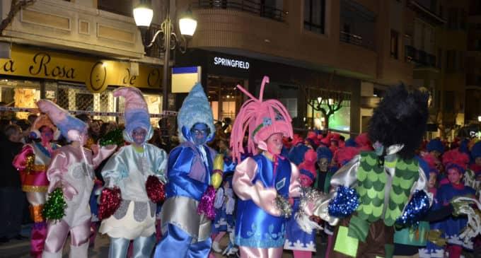 El sábado llega el Carnaval a Villena